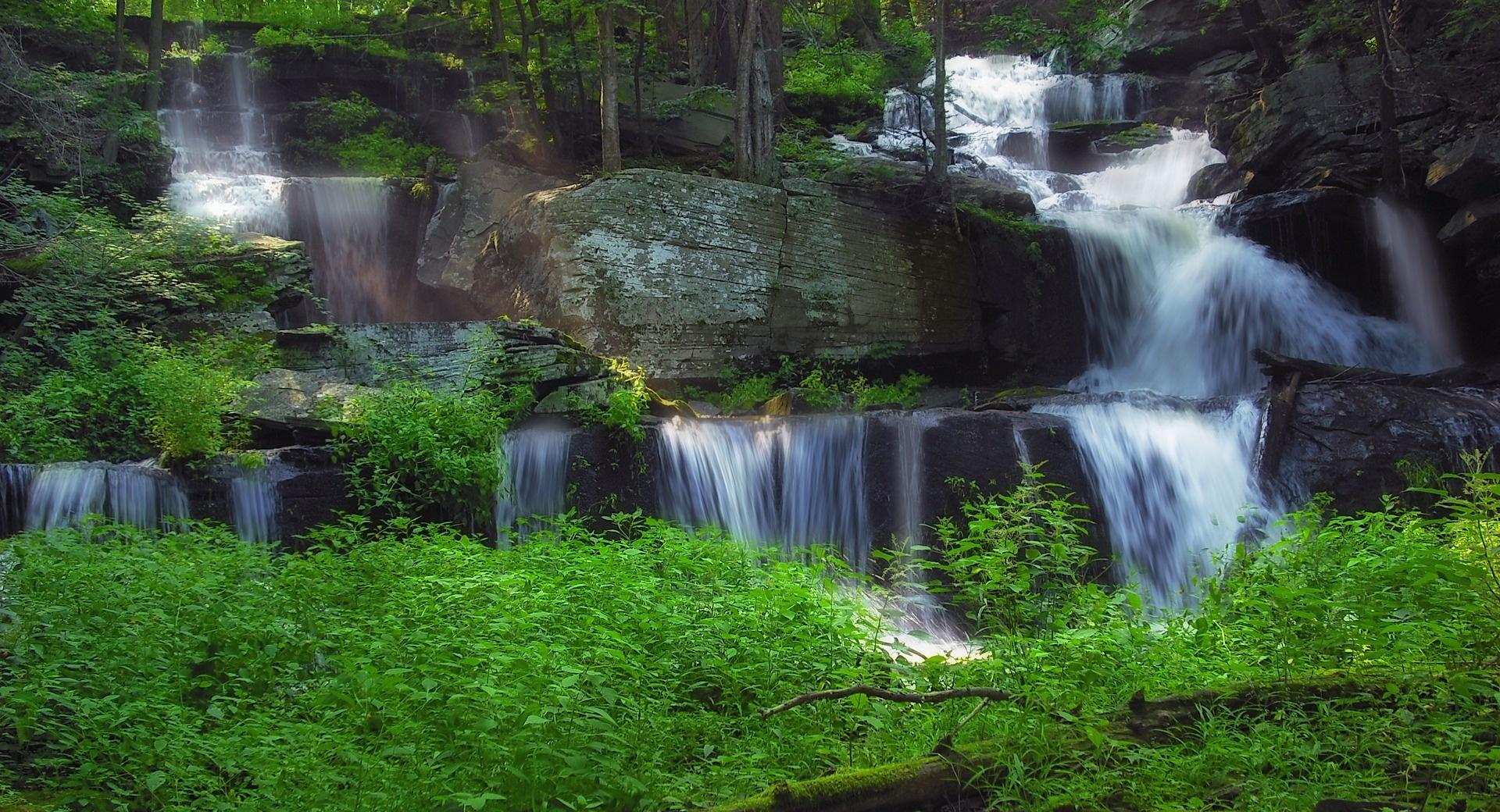 Sawkill Falls wallpapers HD quality