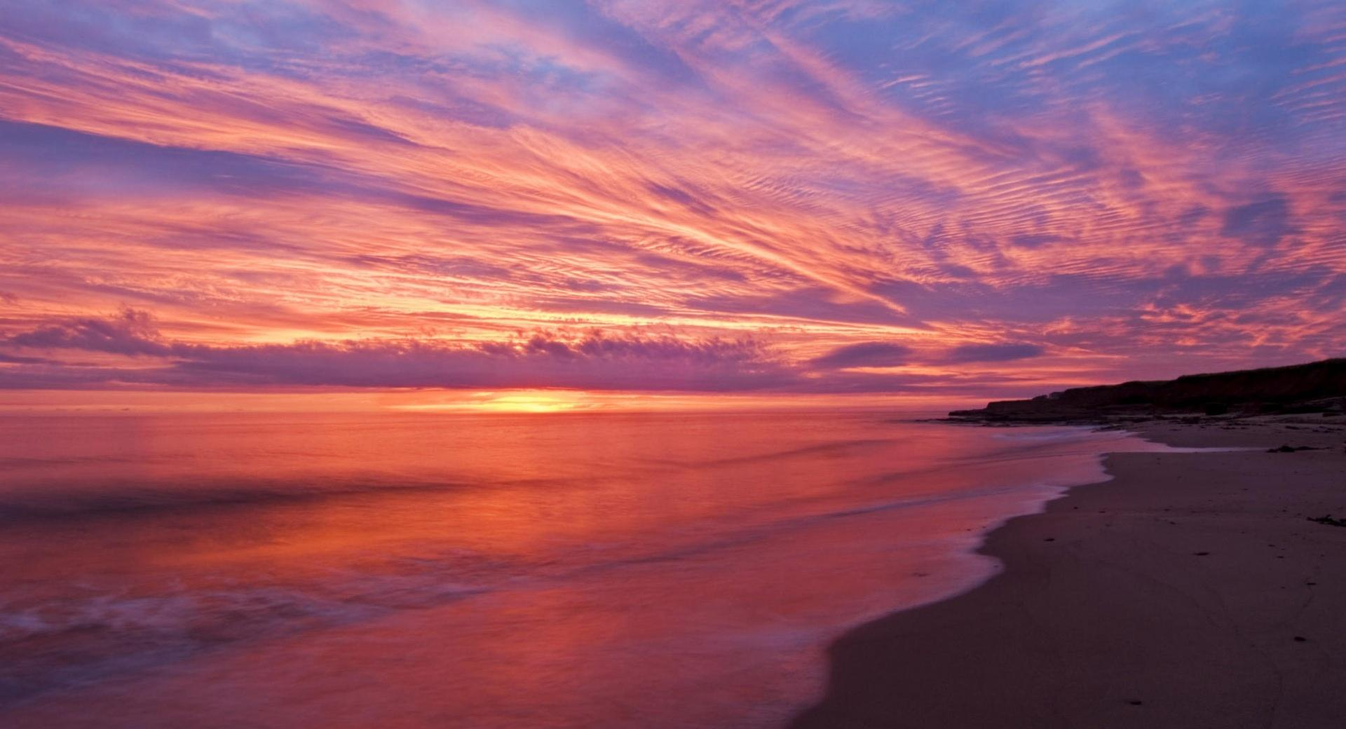 Sunrise Beach wallpapers HD quality