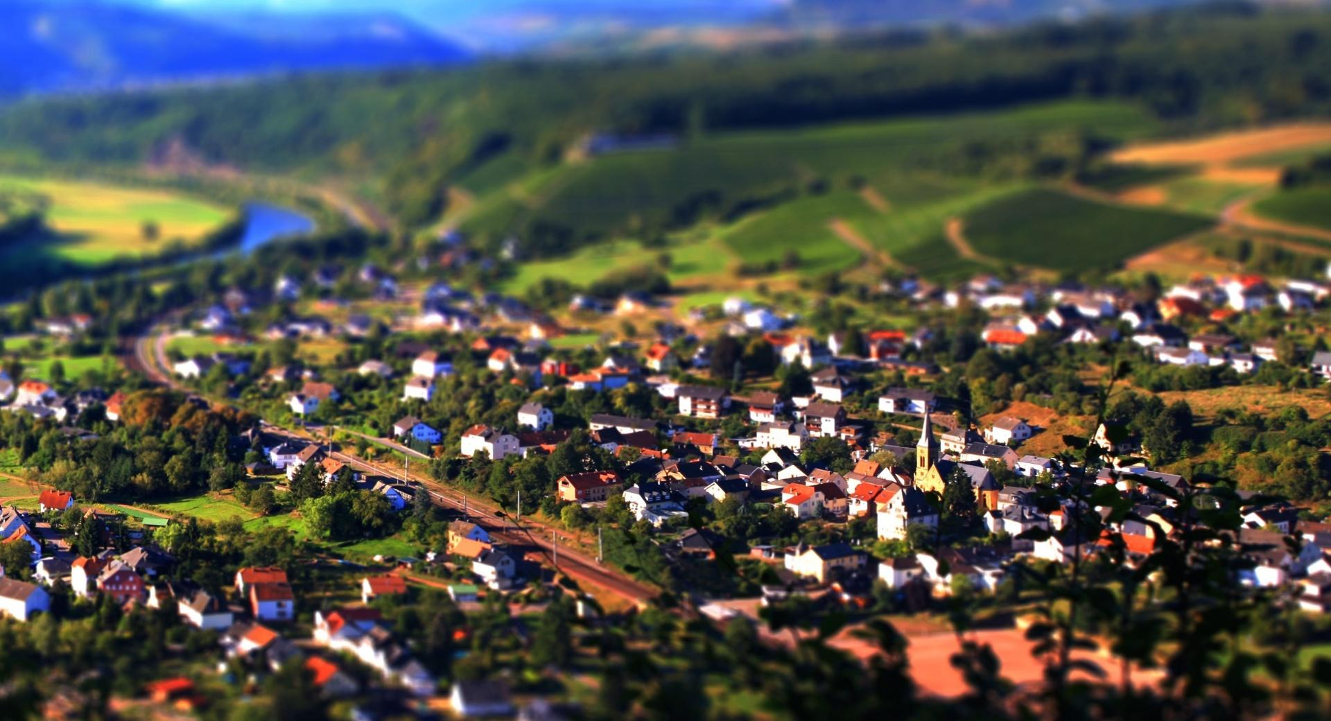 Tilt And Shift Panorama wallpapers HD quality