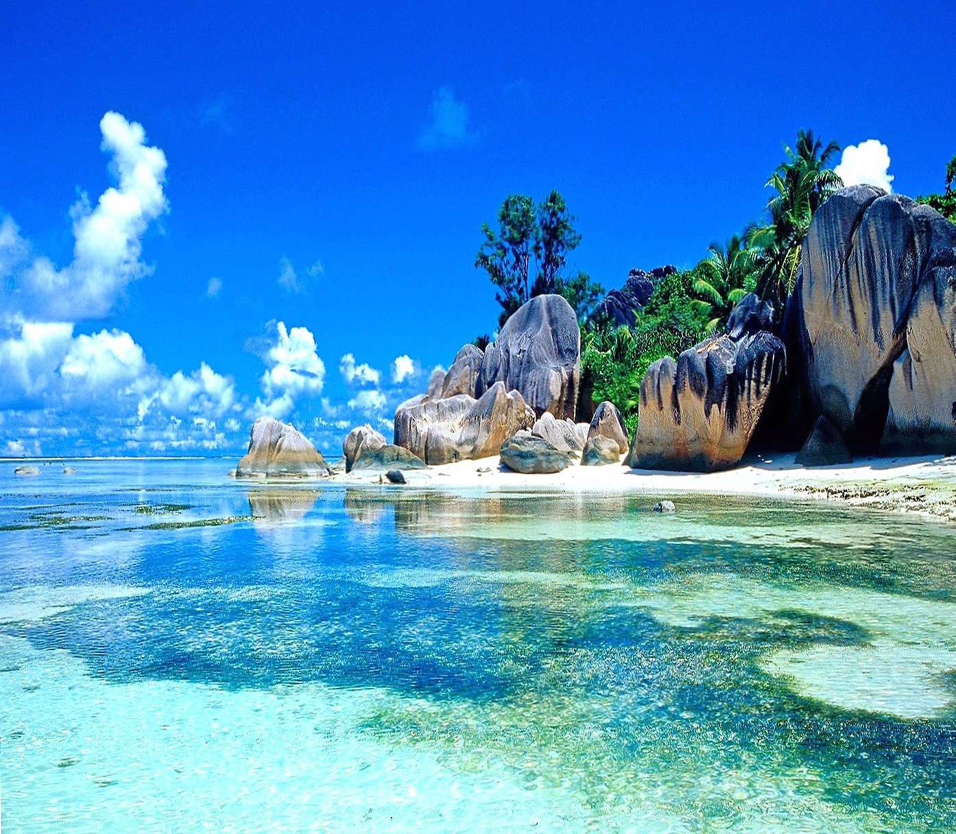 Tropical  Beach wallpapers HD quality