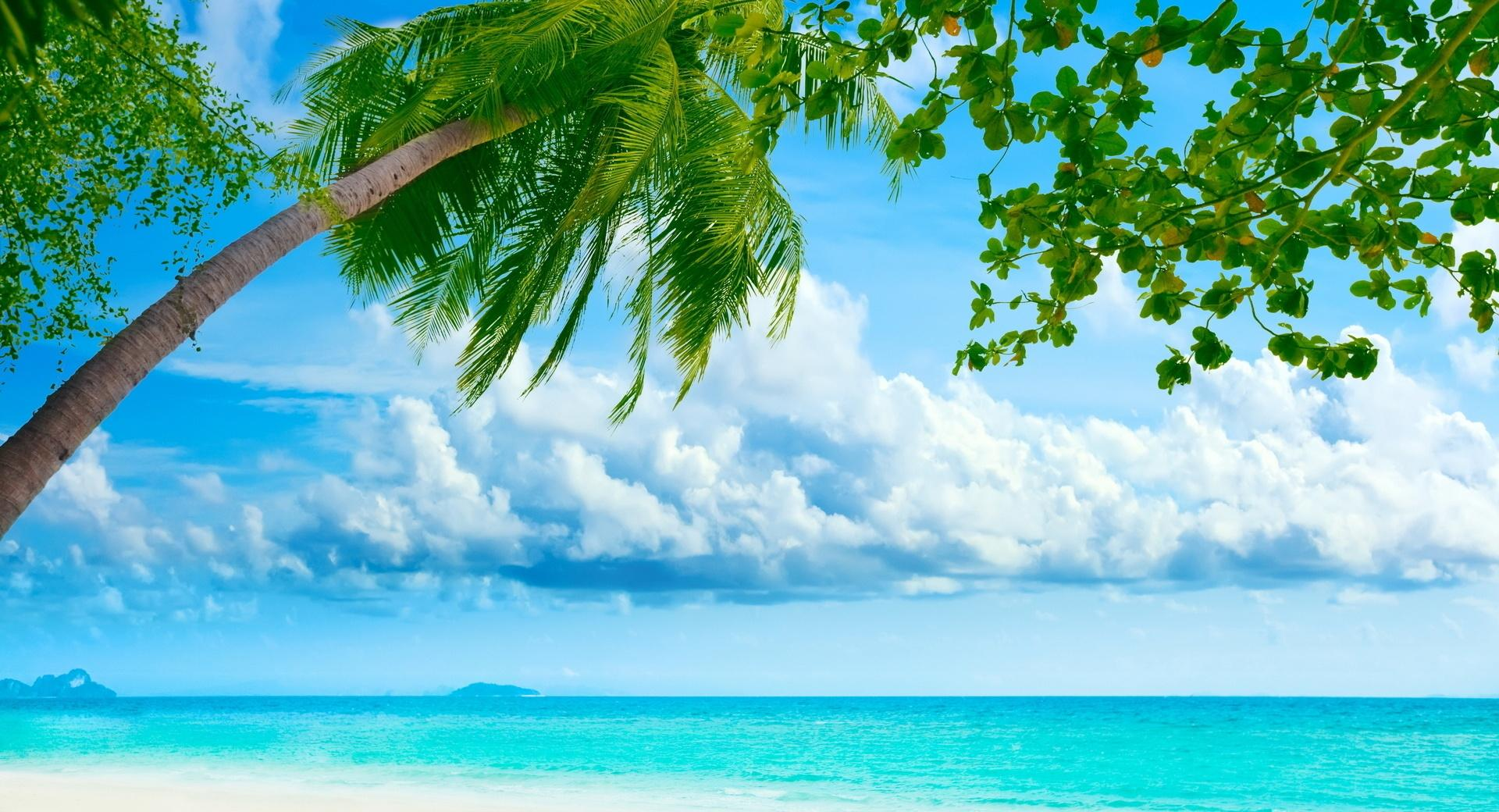 Tropical Beach Resorts wallpapers HD quality