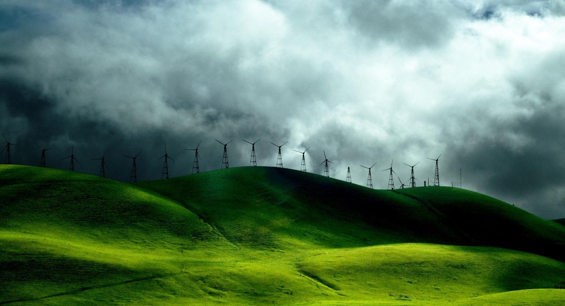 Turbines For Clean Energy wallpapers HD quality