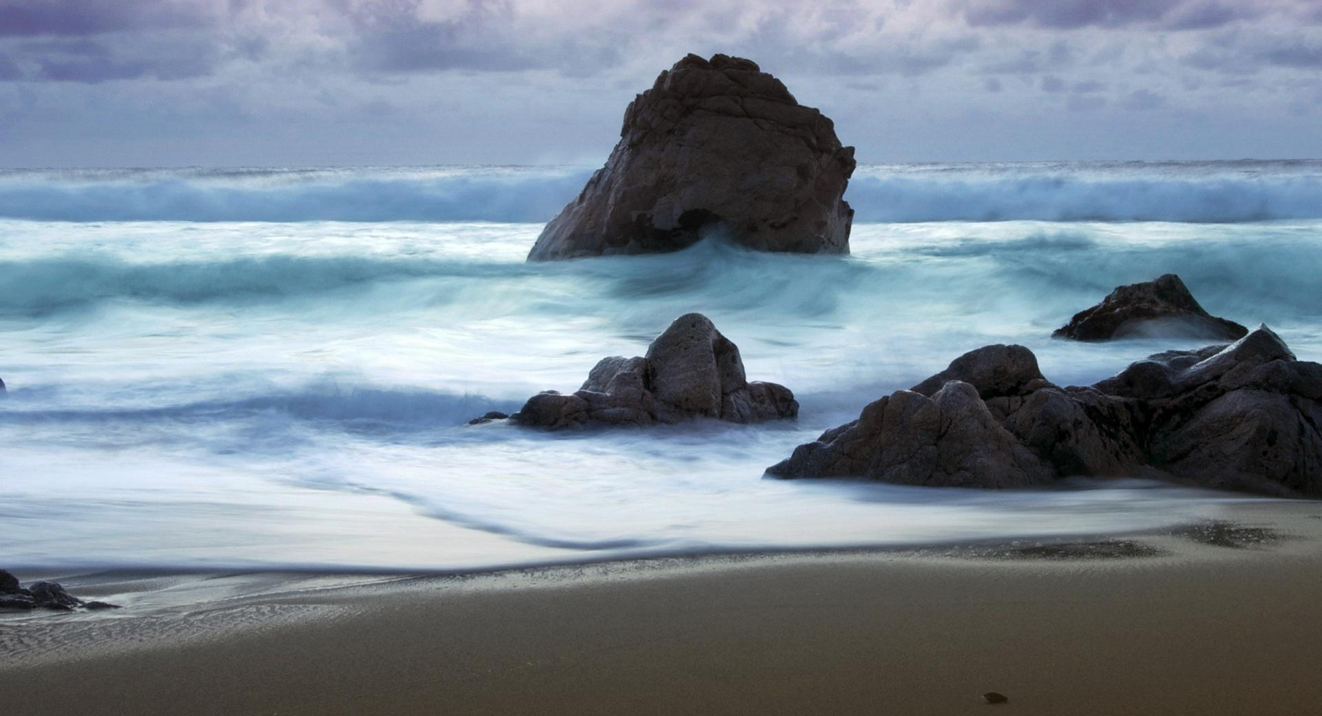 Twilight At Big Sur wallpapers HD quality