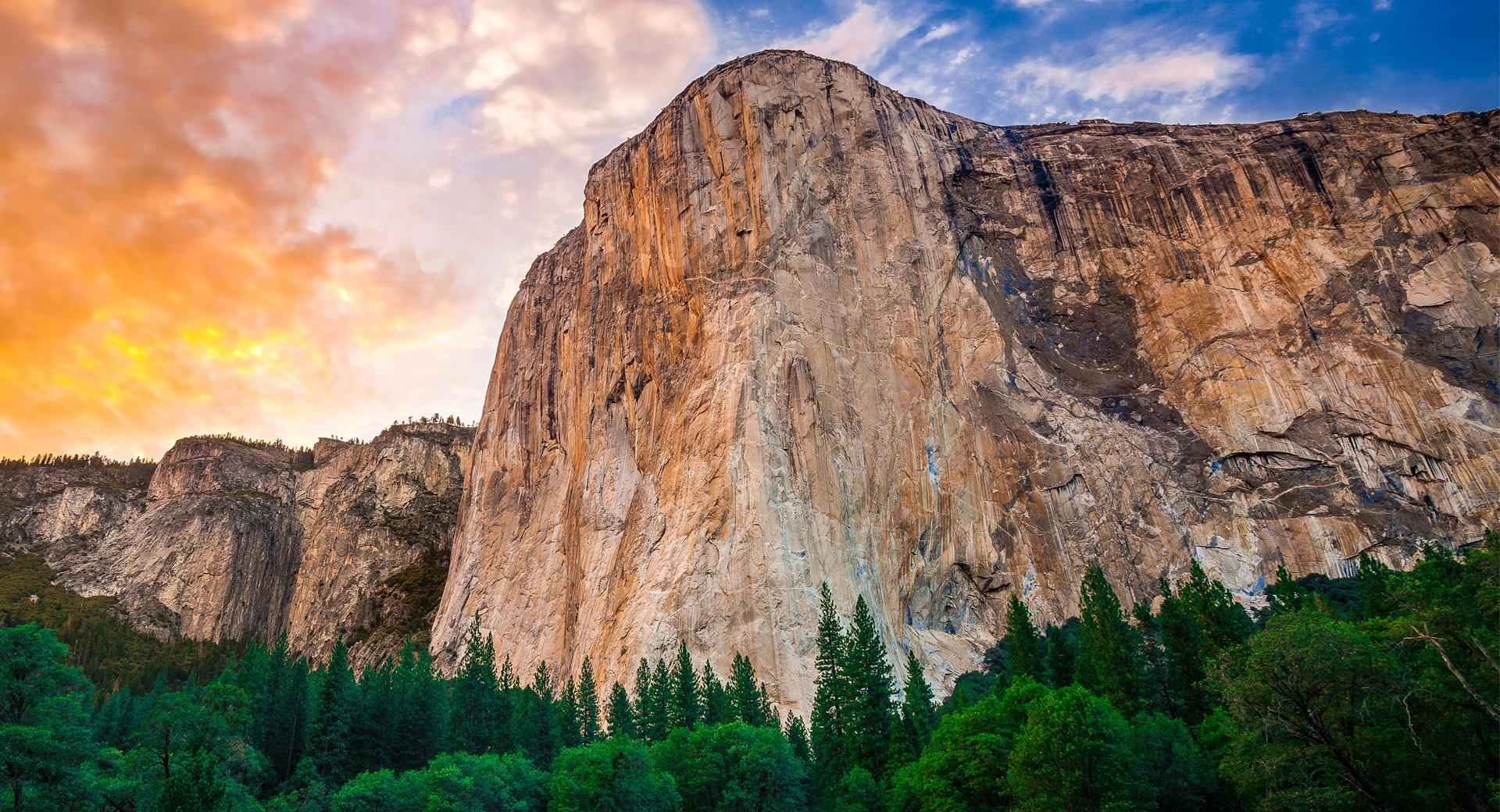 Yosemite Mountains wallpapers HD quality