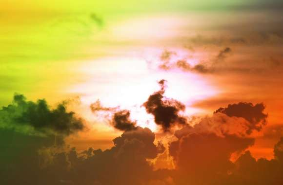 Colorful Sky 1 wallpapers hd quality