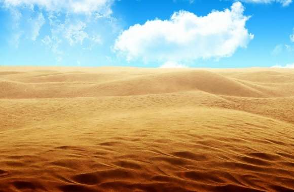 Desert - Sky wallpapers hd quality