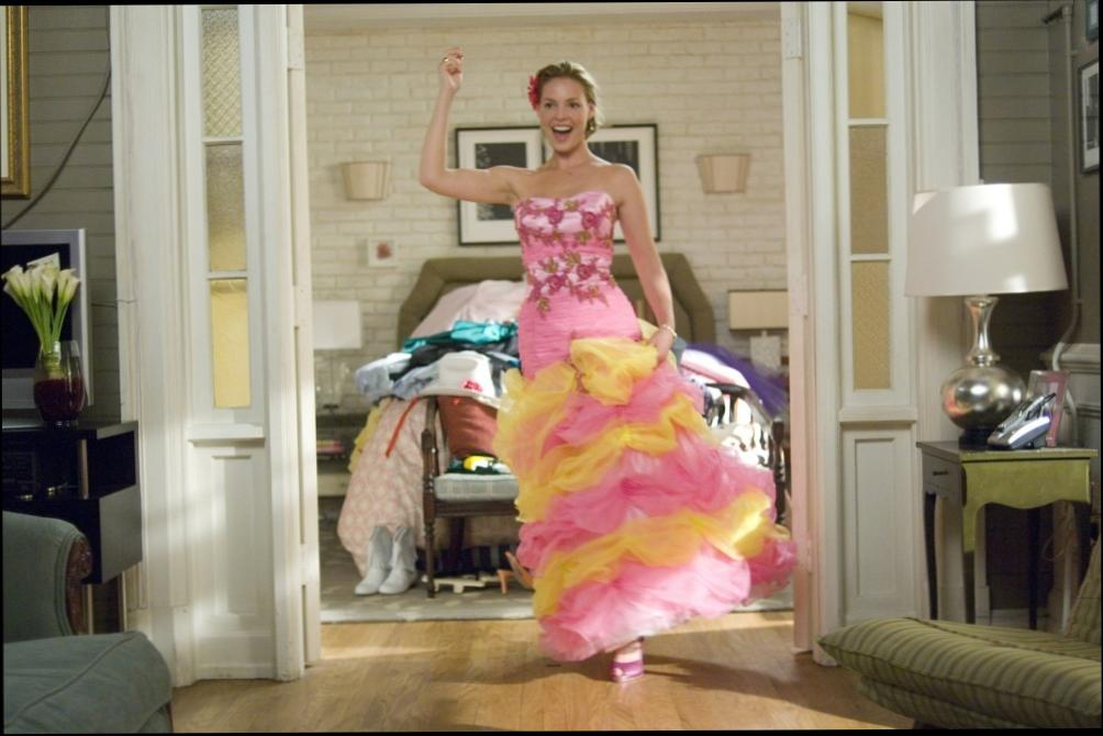 27 Dresses wallpapers HD quality