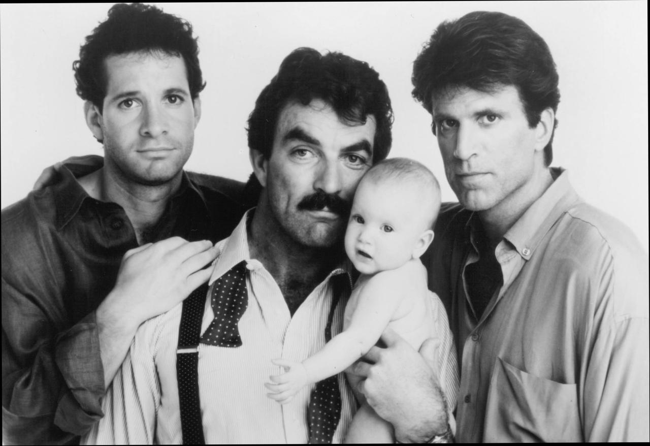 3 Men and a Baby wallpapers HD quality