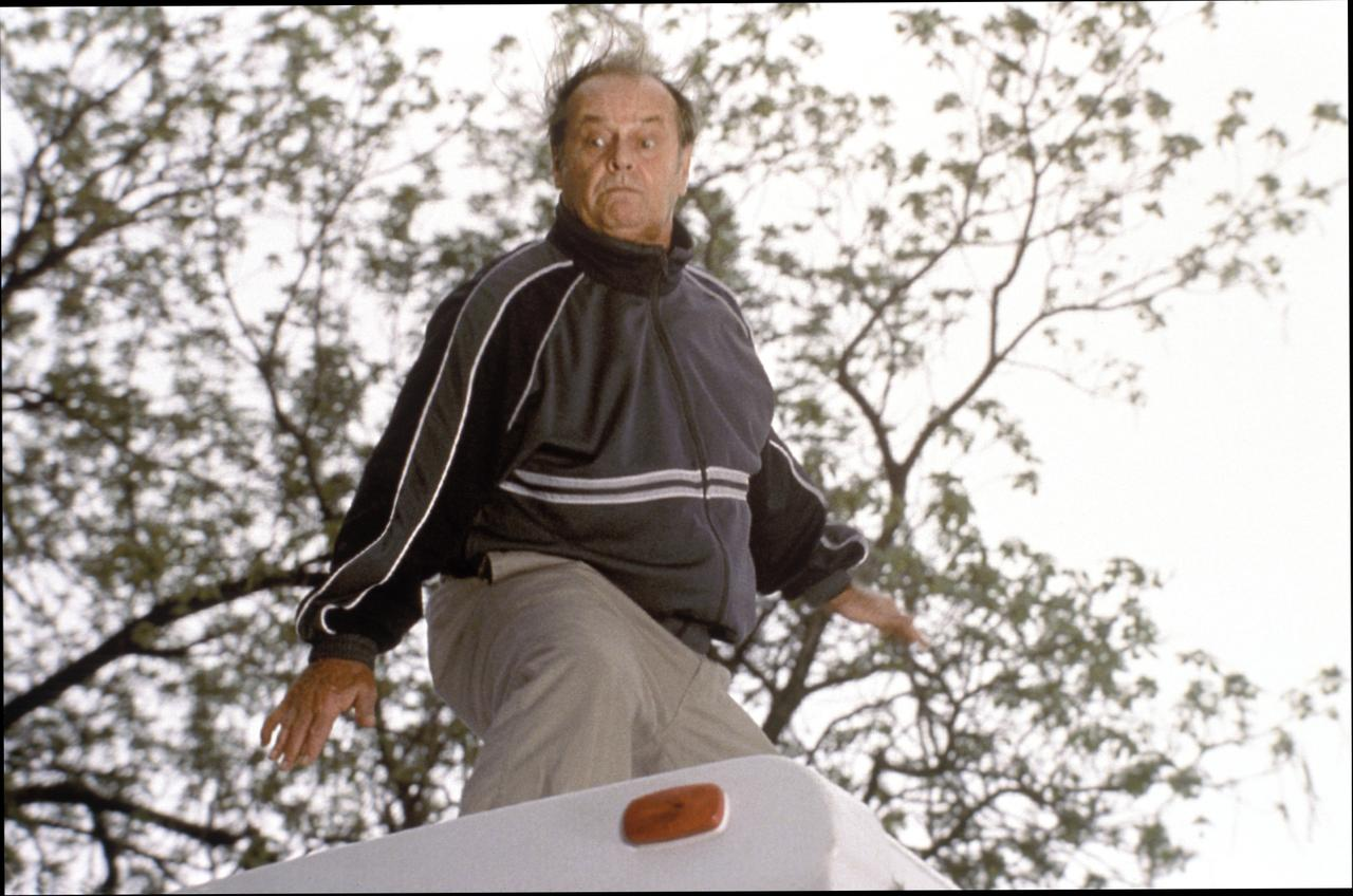 About Schmidt at 1600 x 1200 size wallpapers HD quality