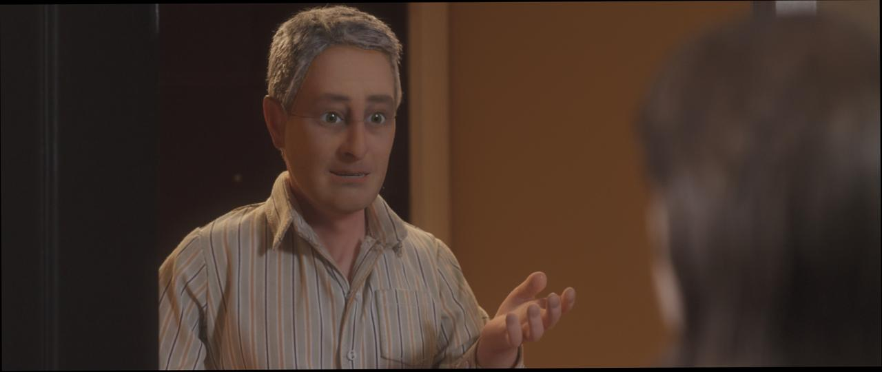 Anomalisa at 1152 x 864 size wallpapers HD quality