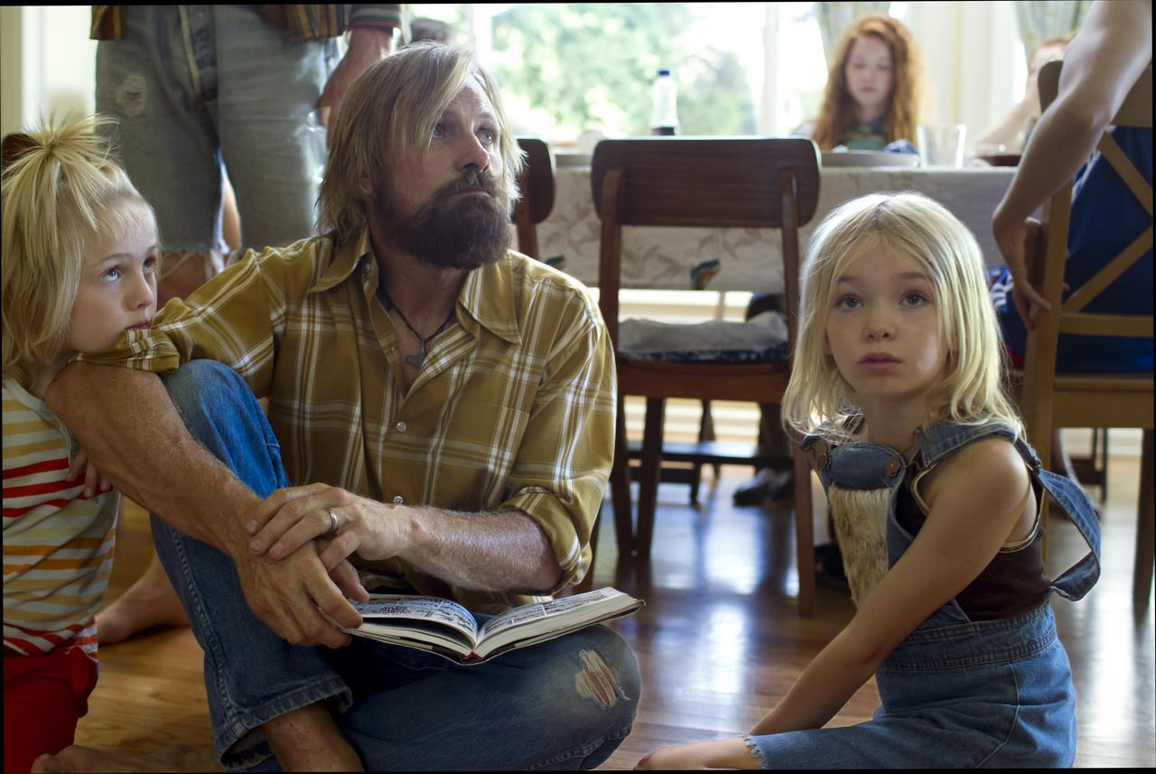 Captain Fantastic wallpapers HD quality