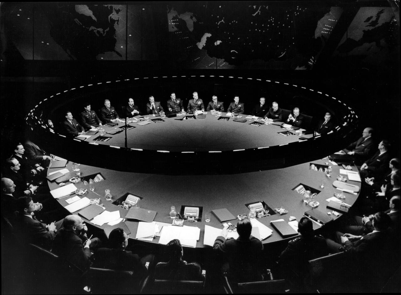 Dr. Strangelove or How I Learned to Stop Worrying and Love the Bomb wallpapers HD quality