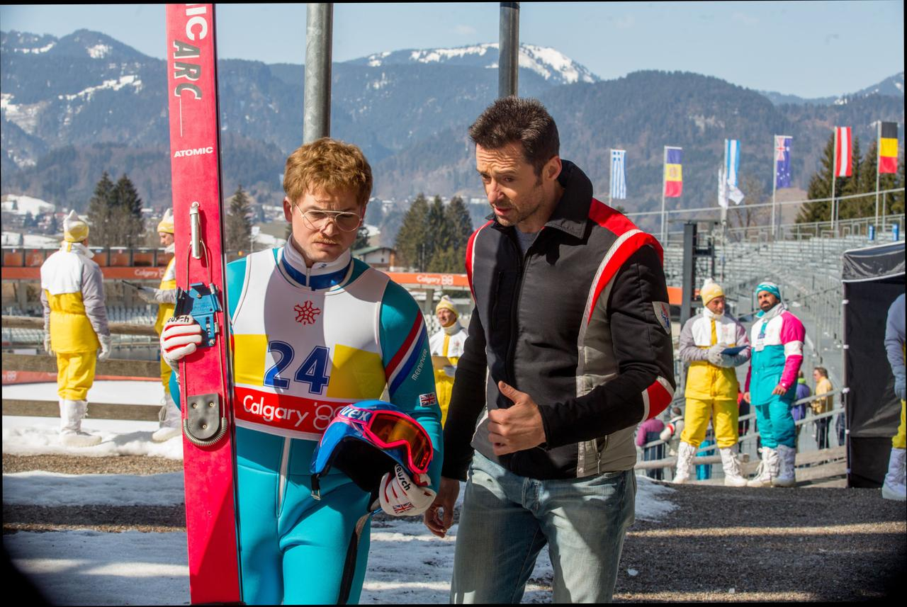 Eddie the Eagle wallpapers HD quality