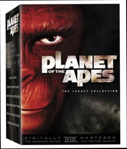 Escape from the Planet of the Apes wallpapers HD quality