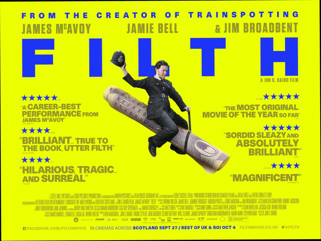 Filth wallpapers HD quality
