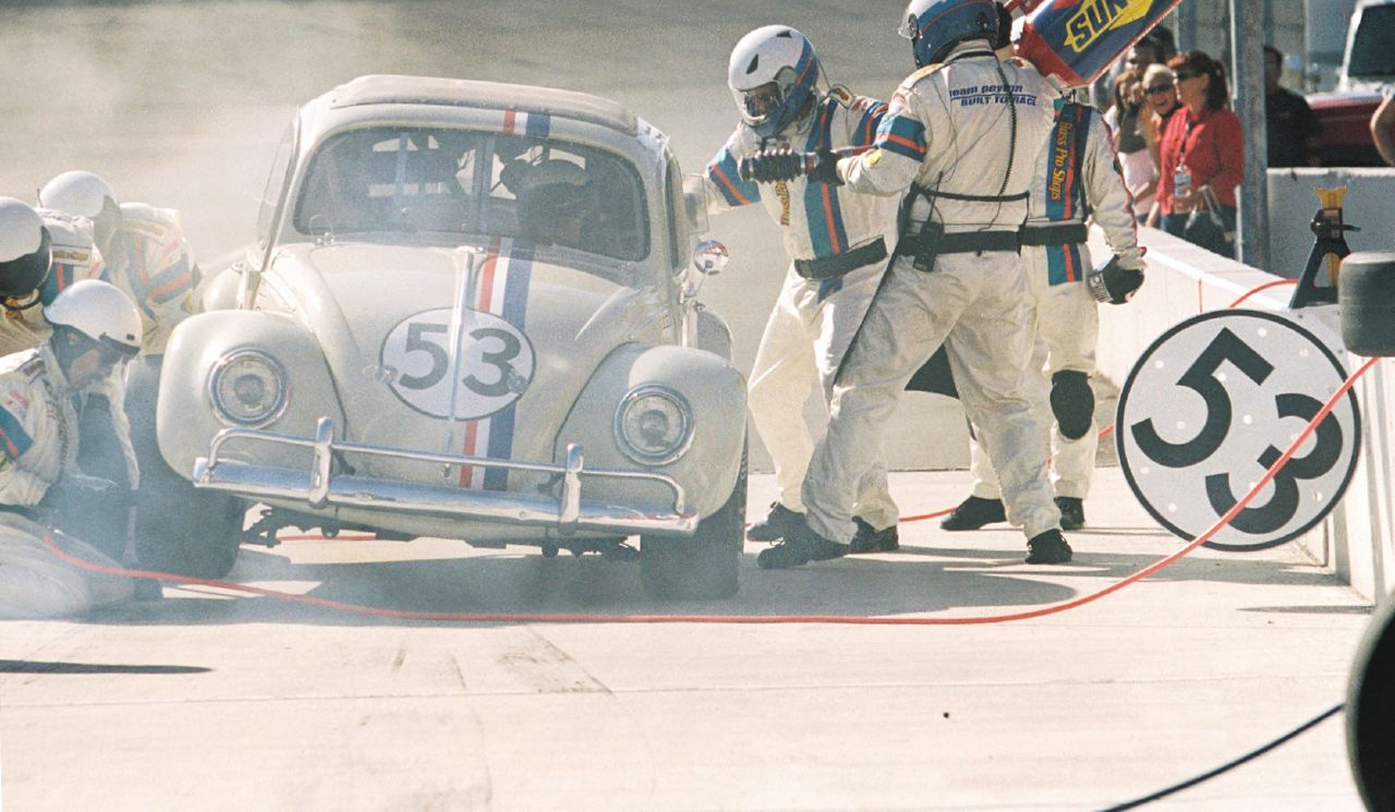 Herbie Fully Loaded wallpapers HD quality