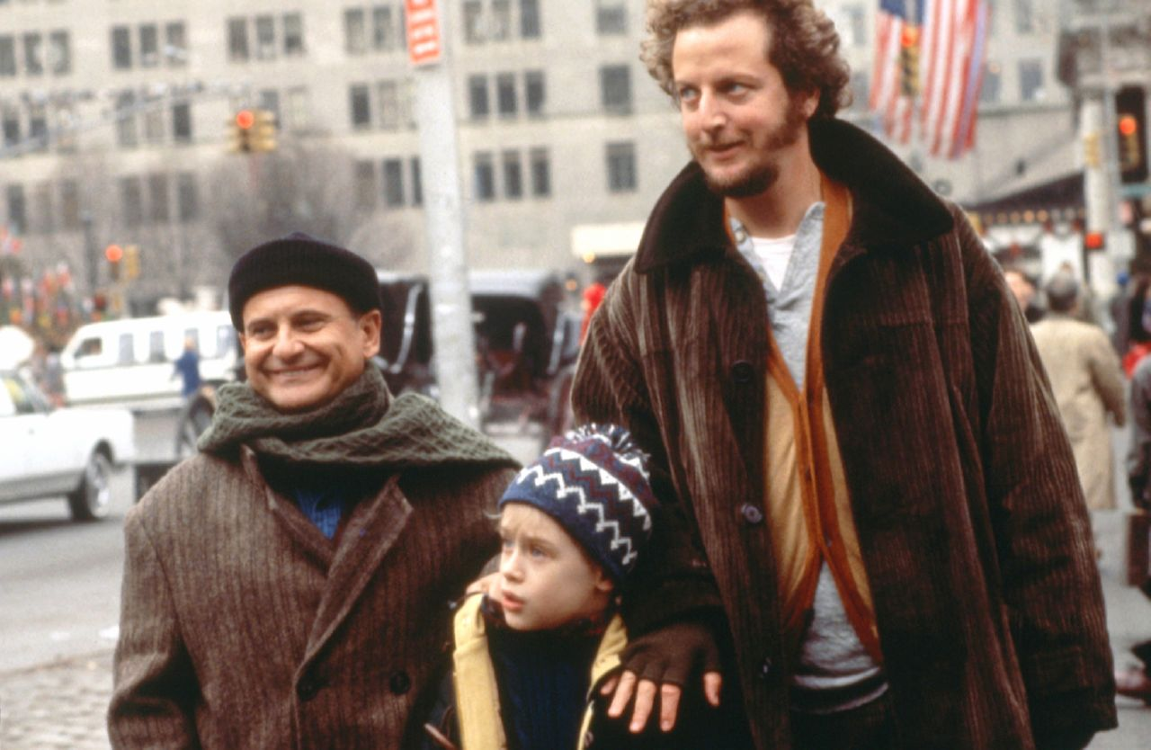 Home Alone 2 Lost in New York wallpapers HD quality