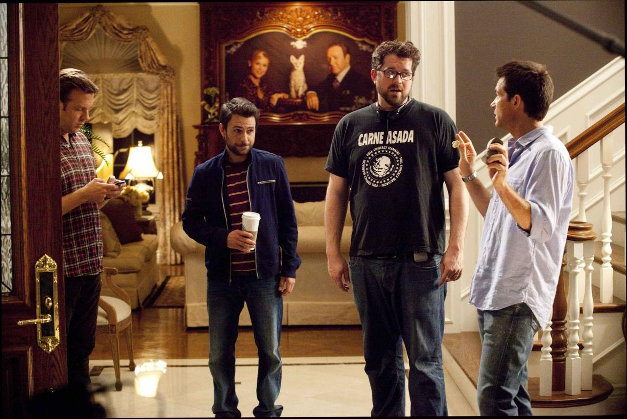 Horrible Bosses at 2048 x 2048 iPad size wallpapers HD quality