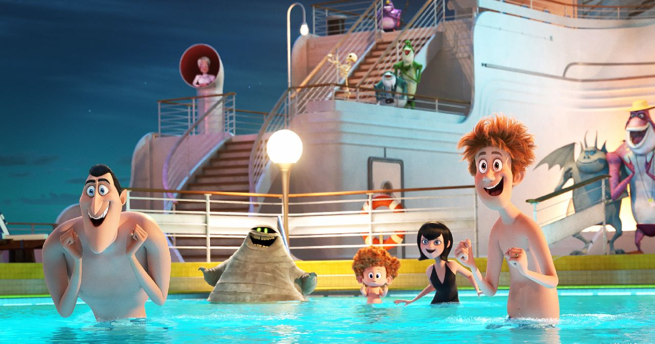 Hotel Transylvania 3 Summer Vacation wallpapers HD quality