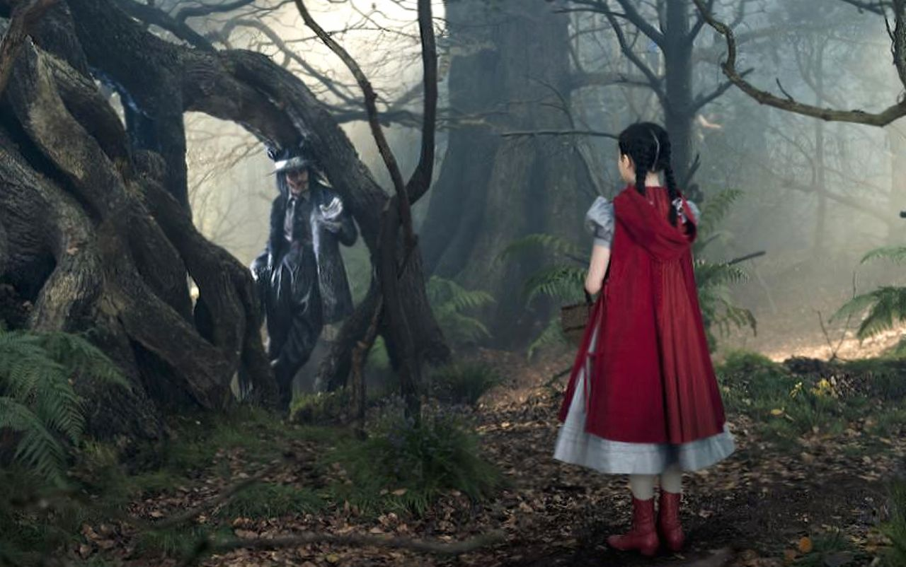 Into the Woods wallpapers HD quality