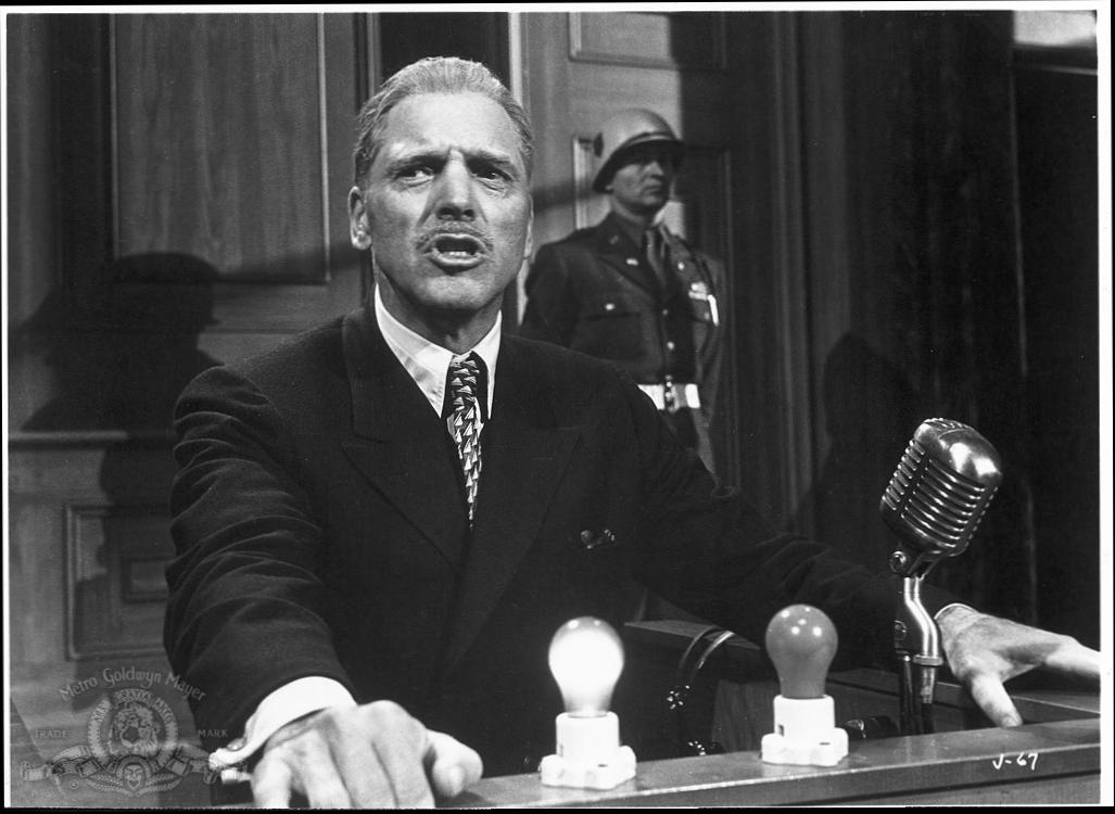 Judgment at Nuremberg at 320 x 480 iPhone size wallpapers HD quality