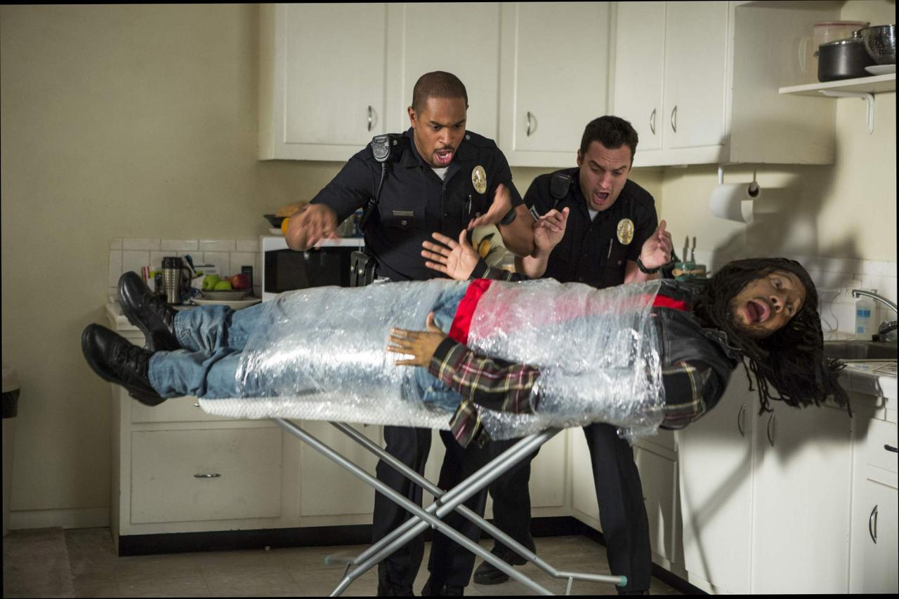 Lets Be Cops wallpapers HD quality