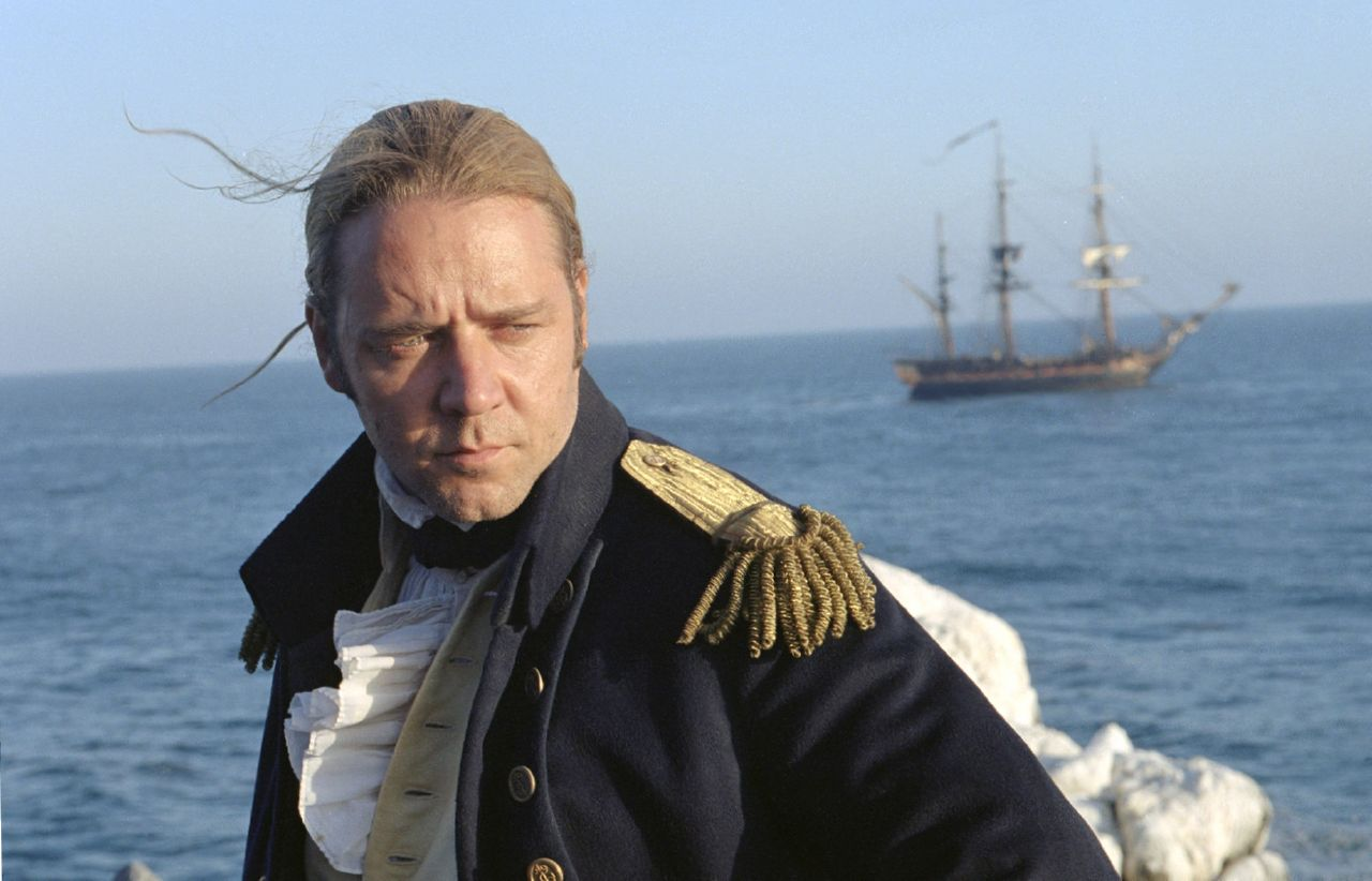 Master and Commander The Far Side of the World wallpapers HD quality