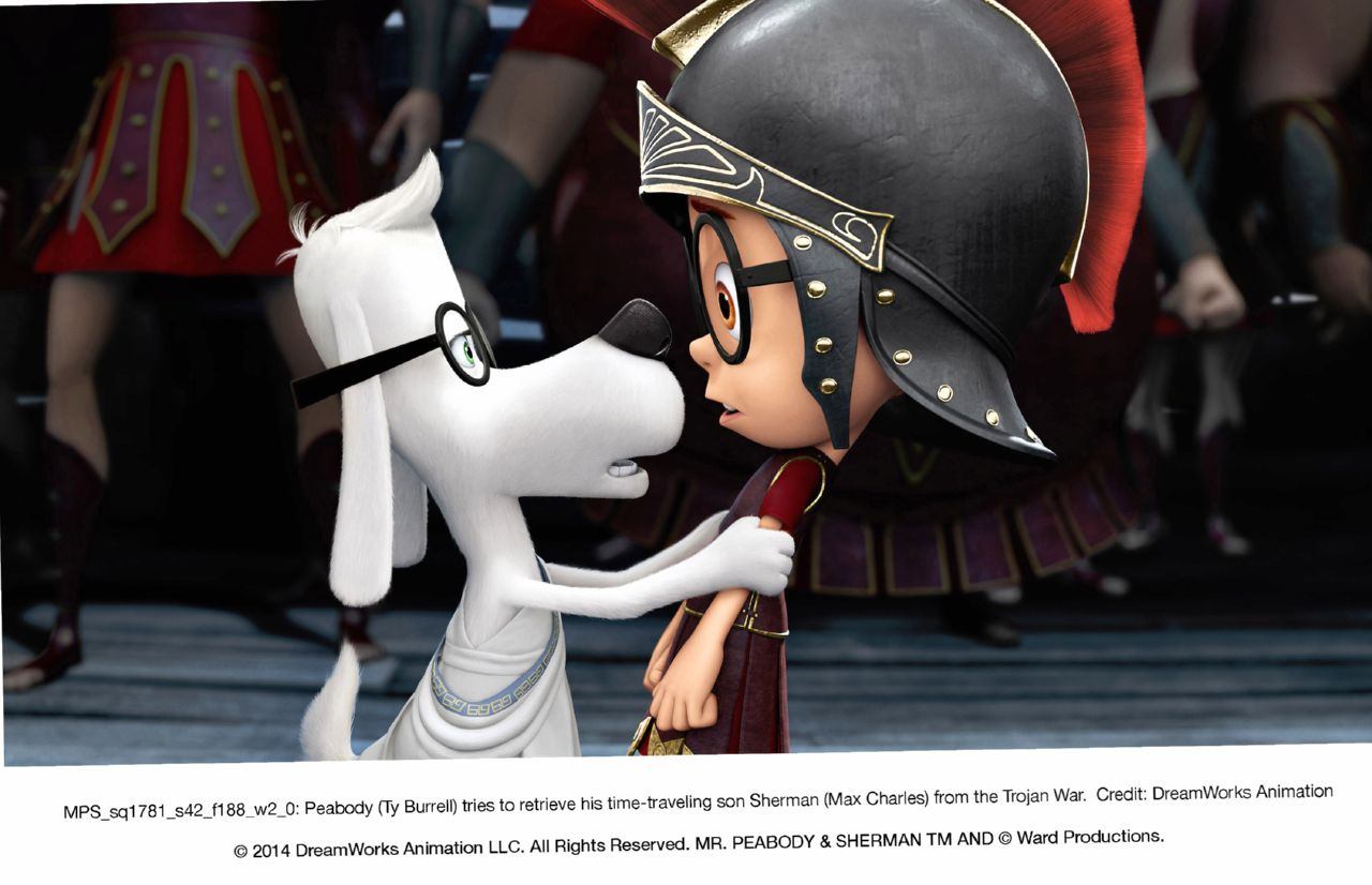 Mr. Peabody Sherman wallpapers HD quality