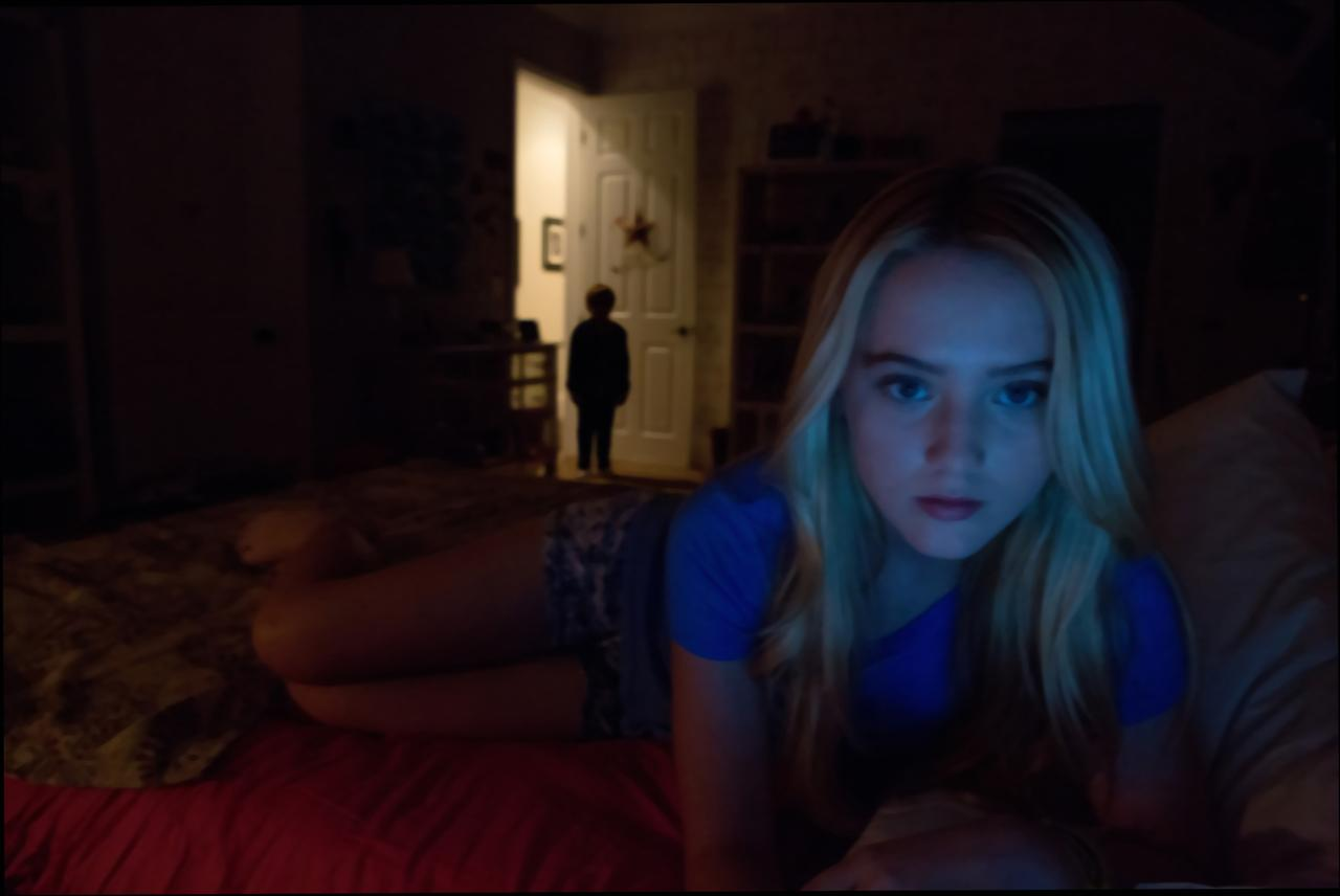 Paranormal Activity 4 wallpapers HD quality