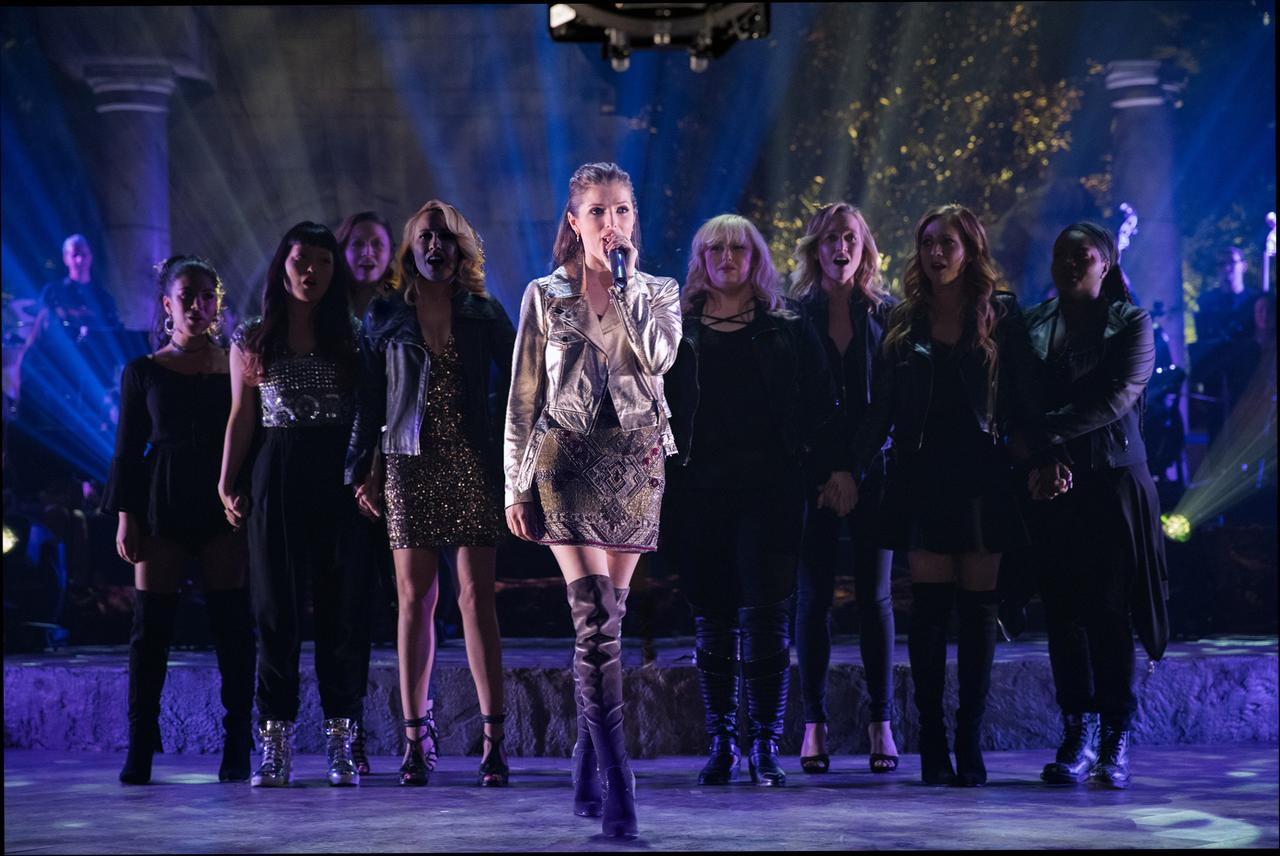 Pitch Perfect 3 wallpapers HD quality