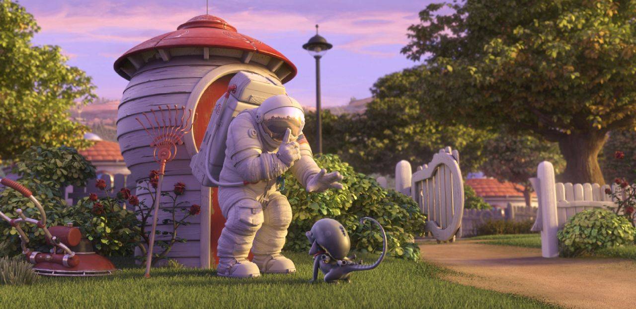 Planet 51 wallpapers HD quality