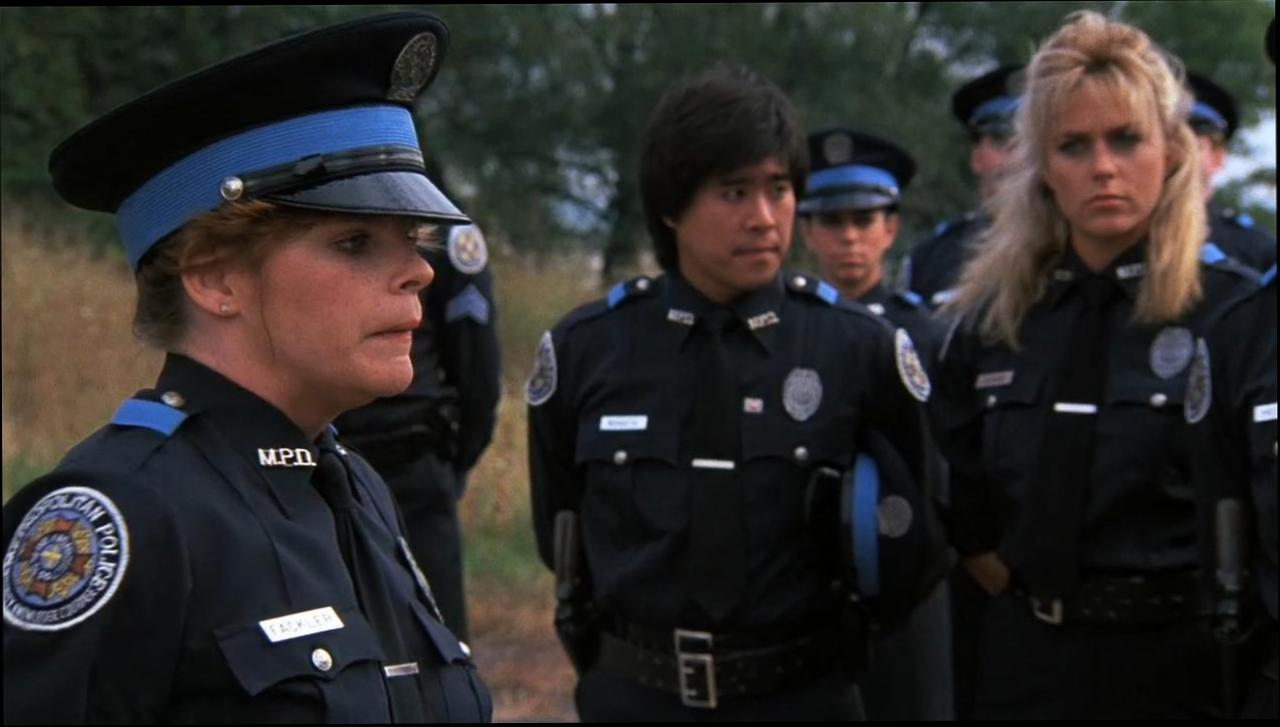 Police Academy 3 Back in Training wallpapers HD quality