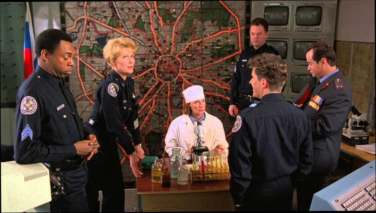 Police Academy Mission to Moscow wallpapers HD quality