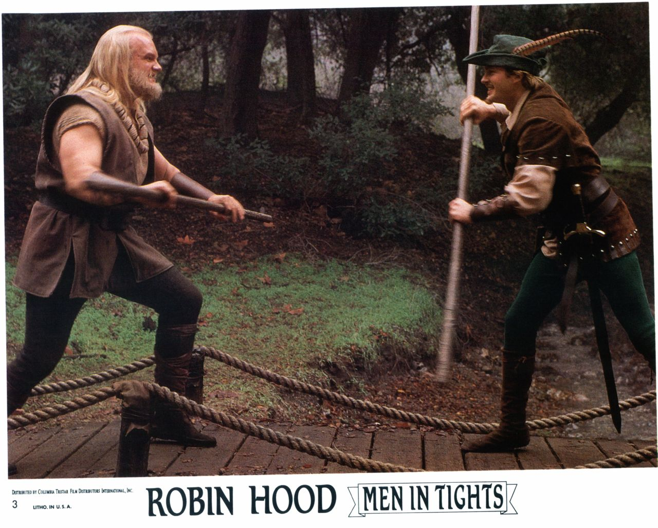 Robin Hood Men in Tights wallpapers HD quality