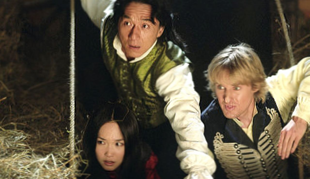 Shanghai Knights wallpapers HD quality