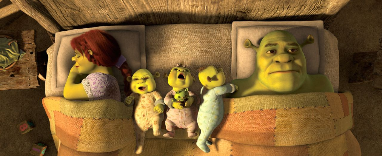 Shrek Forever After wallpapers HD quality