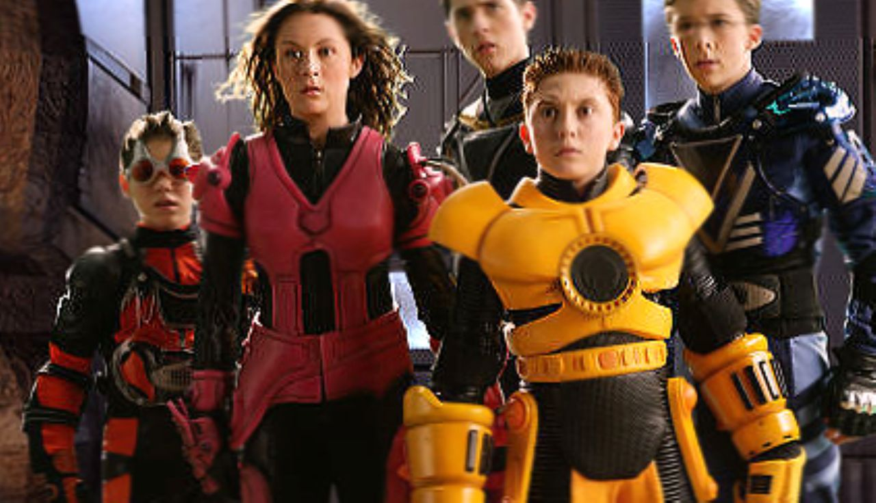 Spy Kids 3 Game Over wallpapers HD quality
