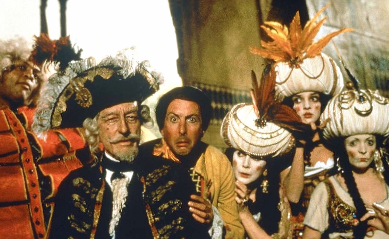 The Adventures of Baron Munchausen wallpapers HD quality