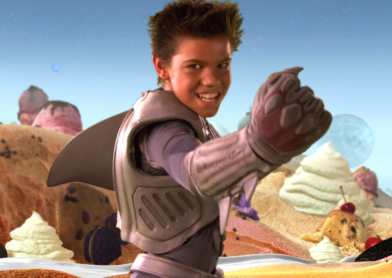 The Adventures of Sharkboy and Lavagirl 3-D wallpapers HD quality
