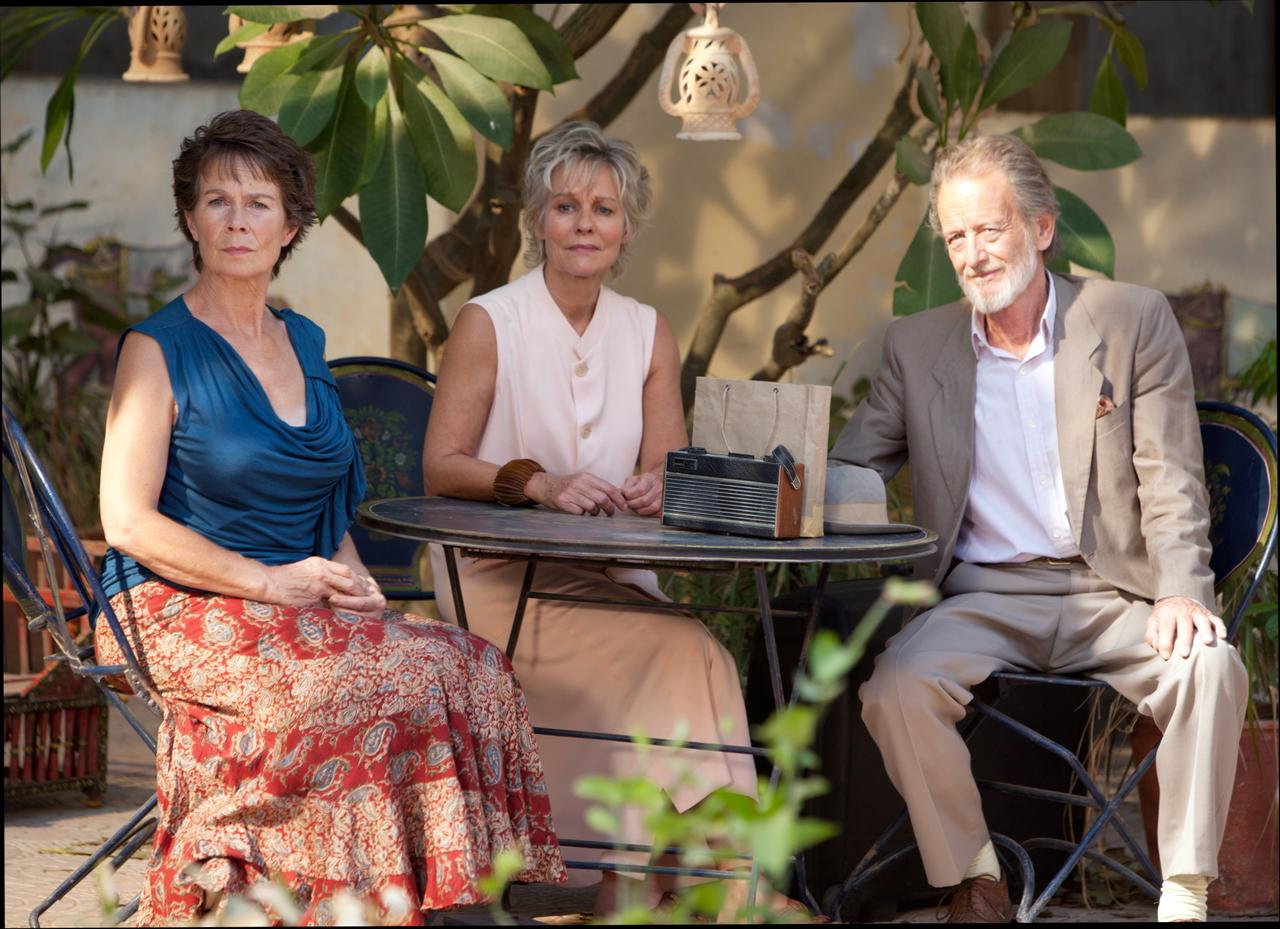 The Best Exotic Marigold Hotel wallpapers HD quality