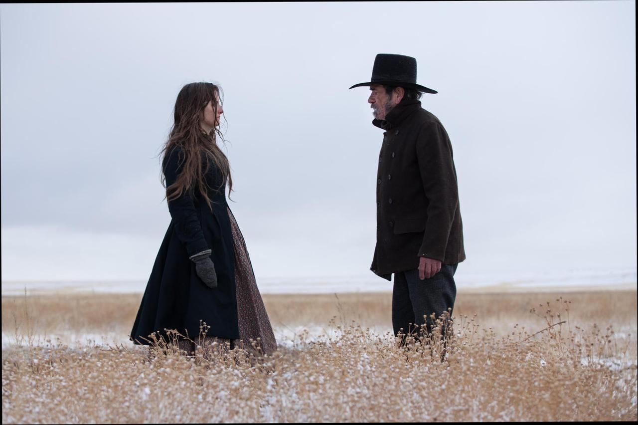 The Homesman wallpapers HD quality