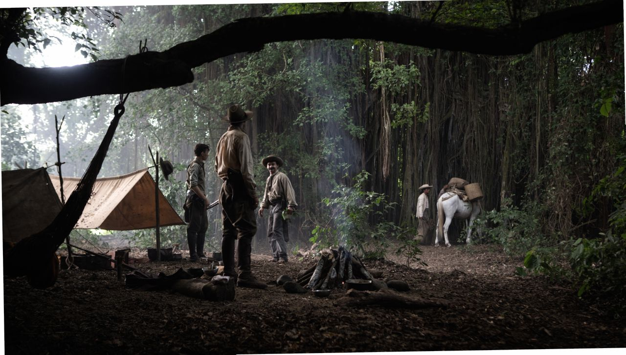 The Lost City of Z wallpapers HD quality