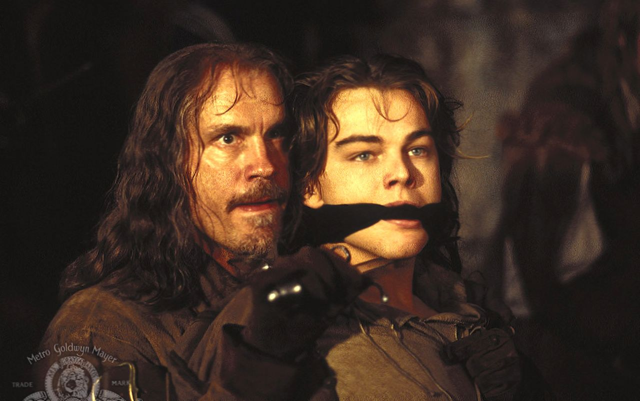 The Man in the Iron Mask wallpapers HD quality