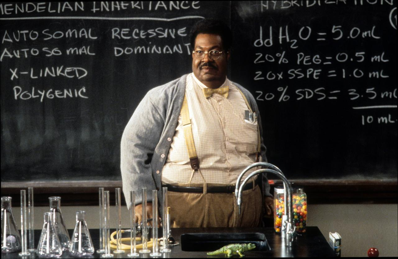The Nutty Professor at 1280 x 960 size wallpapers HD quality