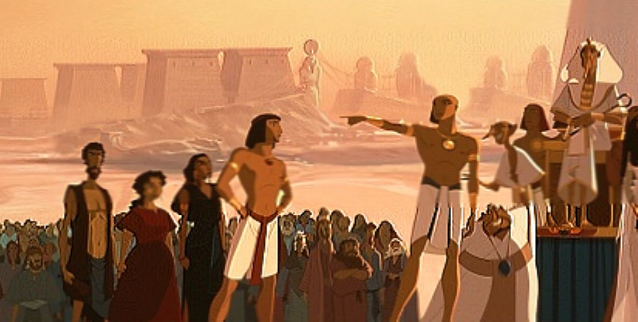 The Prince of Egypt wallpapers HD quality