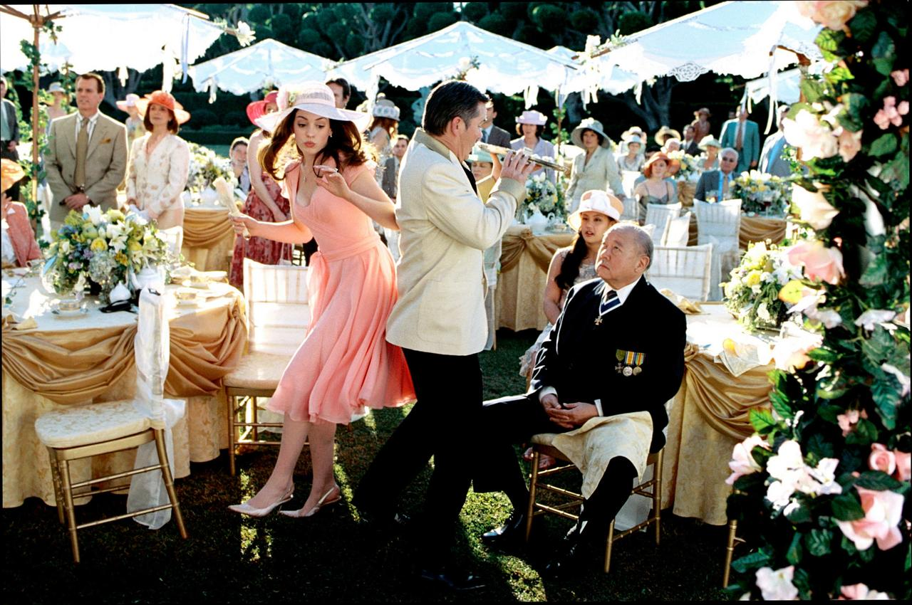 The Princess Diaries 2 Royal Engagement wallpapers HD quality