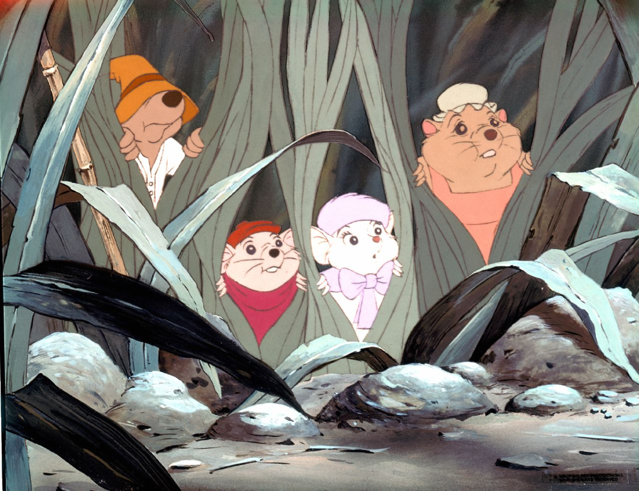 The Rescuers wallpapers HD quality