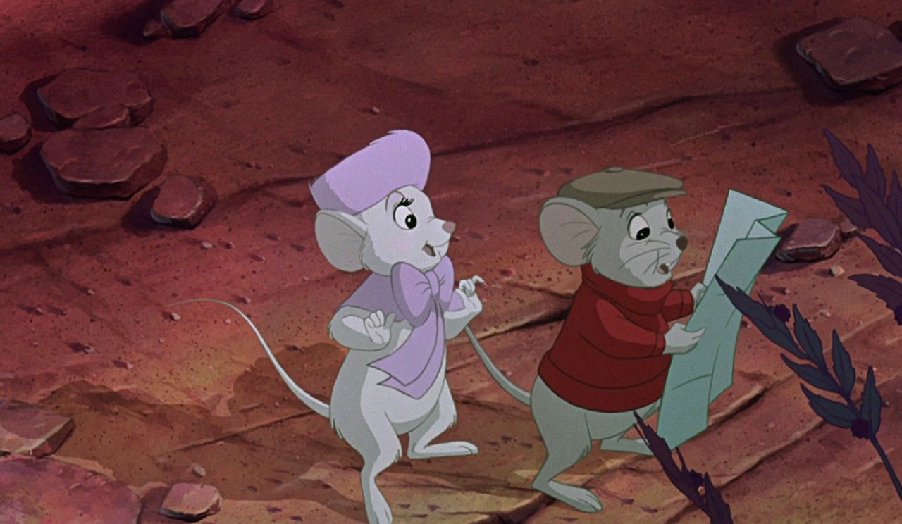The Rescuers Down Under wallpapers HD quality
