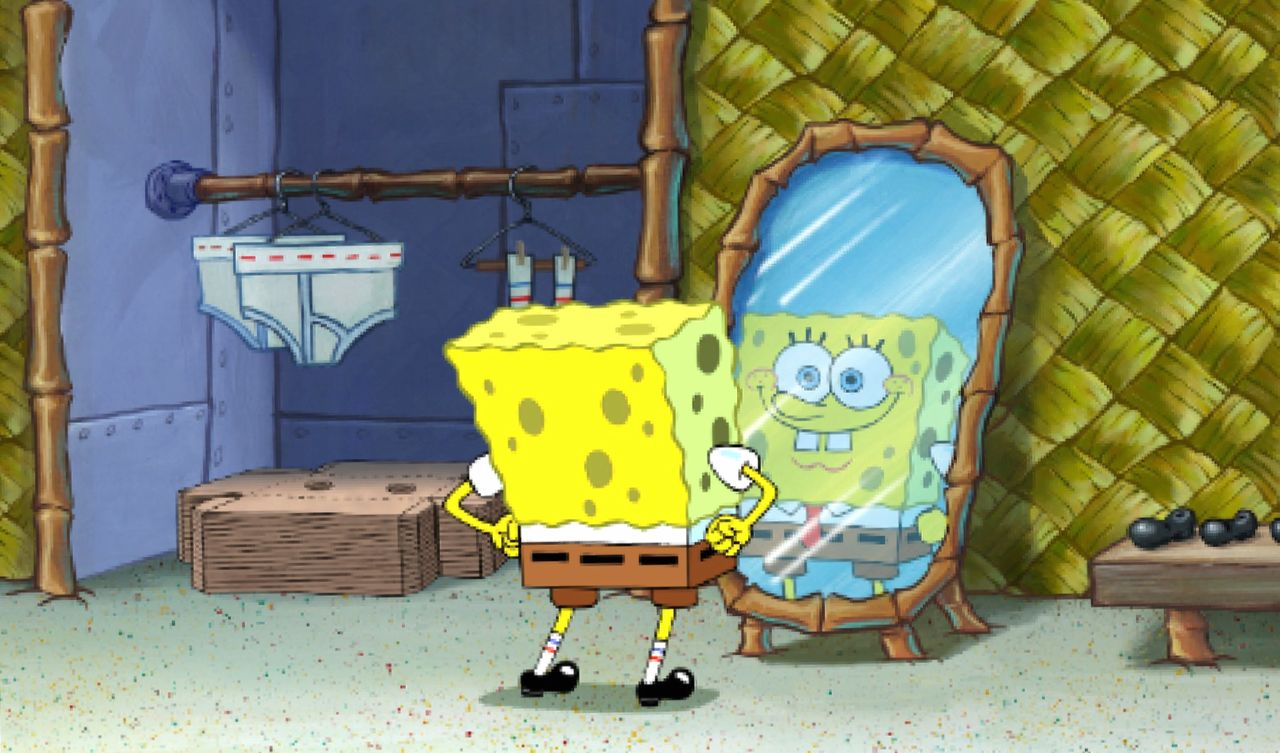 The SpongeBob SquarePants Movie wallpapers HD quality