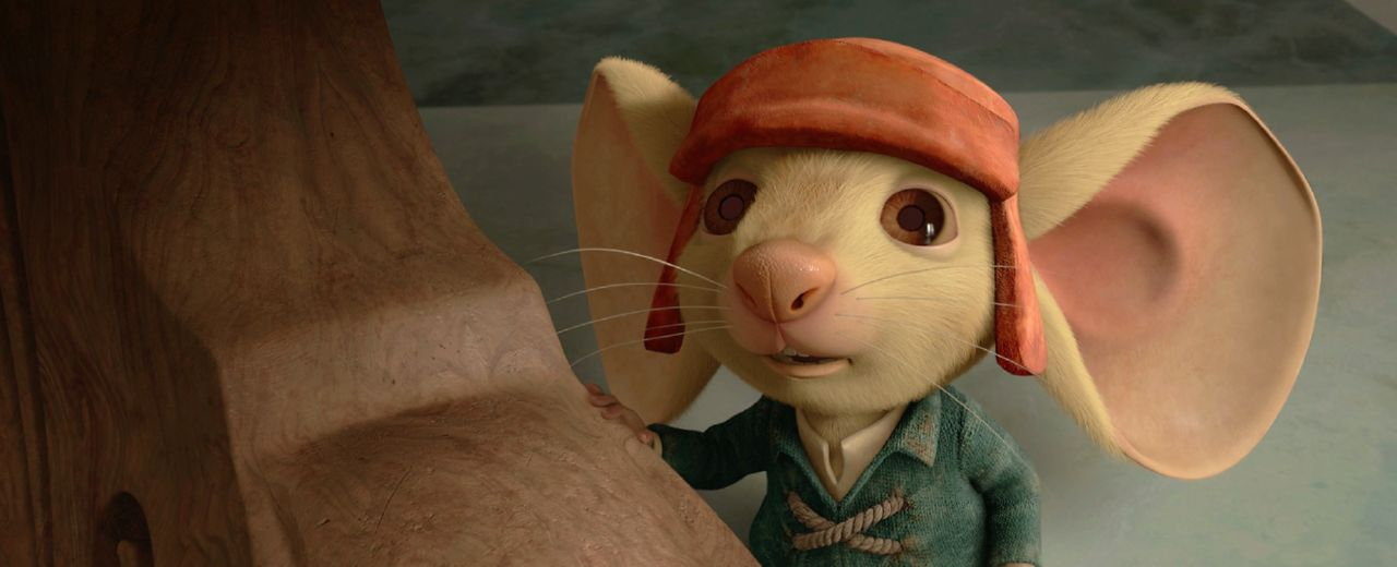 The Tale of Despereaux wallpapers HD quality